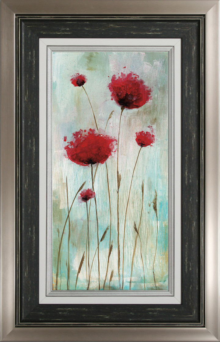 Splash Poppies I