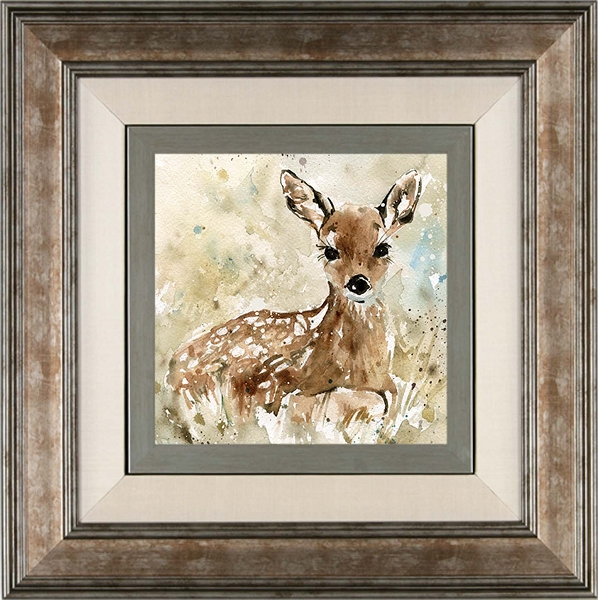 Fawn in Spring