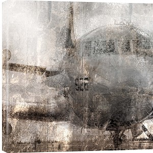 Oxidized Aircraft
